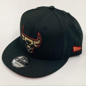 New Era Chicago Bulls Snapback Hat NBA
